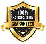 B&J Welding Supply Guarantee Shield - Customer Satisfaction